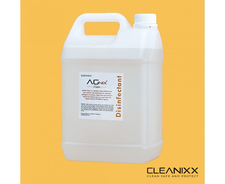 AGNIX Clean Disinfectant 5 Litre Concentrate