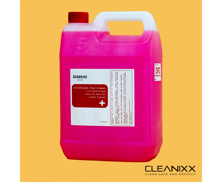 Floor Antibacterial concentrate 5 Litre Concentrate (Fragrance)